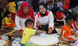 Idza Buka Festival Hari Anak Nasional 2017