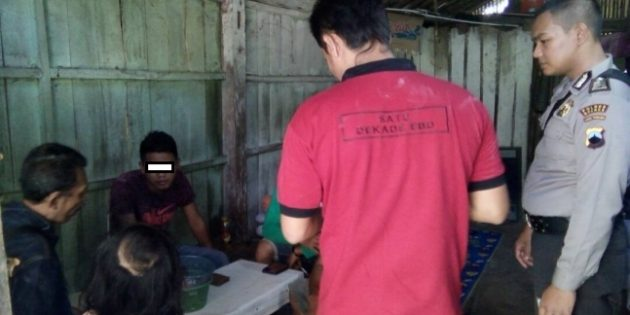 3 Penjudi Remi di Tonjong Dicokok Polisi
