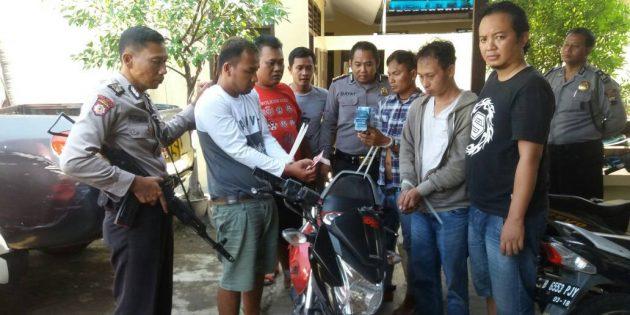 Begal  Uang 70 Juta Rupiah dari Wanita, 3 Pelakunya Diamankan Polisi