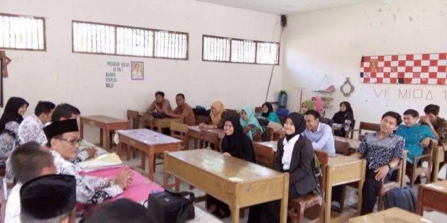 Kurang Guru, SMAN 1 Bulakamba Adakan Seleksi GTT