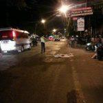 Balita Pemudk Tewas Tergilas Truk di jalan Pantura Brebes