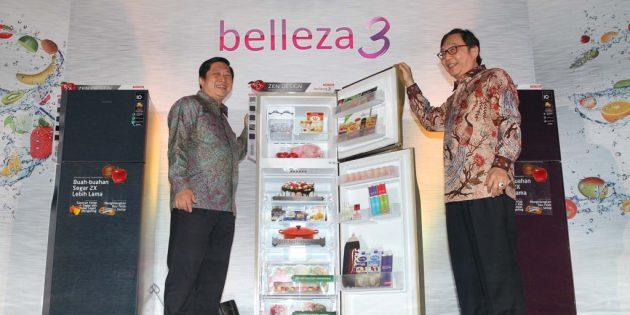 Belleza 3, Inovasi Polytron untuk Gaya Hidup Sehat