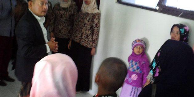 Diresmikan, SMP Terpadu Alhikmah Benda 1 Wajibkan Siswanya Berbahasa Asing