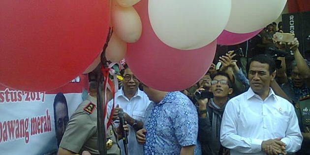 Dari Brebes, Menteri Pertanian Lepas  Bawang  Merah  Eksport  ke  Thailand