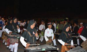 1 Maharram di Brebes,  Ribuan Pelajar Ikuti Pawai Taaruf