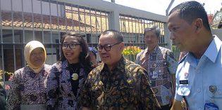 Beri Motivasi Warga Binaan, Cagub Jateng Sudirman Said Sambangi LP Brebes
