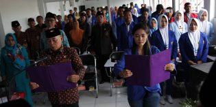 Mahasiswa Se Brebes Bersama DHC BPK 45  Deklarasi Anti Radikalisme