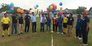 93 Tim Sepak Bola Ikuti Divisi Utama Brebes