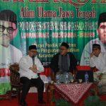 Bacagub asal Brebes Sudirman Said dapat Dukungan Kyai NU