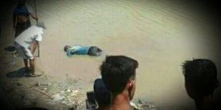 Warga Sisalam Wanasari Ditemukan Tewas Mengapung di  Sungai Pemali
