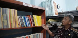 Perpustakaan Brebes Sajikan Menu 'Nasi Kebuli', 'Tempe Orek' dan Kafe Wi-Fi