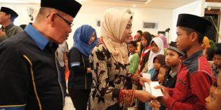 Warsono Gaet Honda Vario di Gebyar Tamedes 10 Tahun BKK BPR Banjarharjo