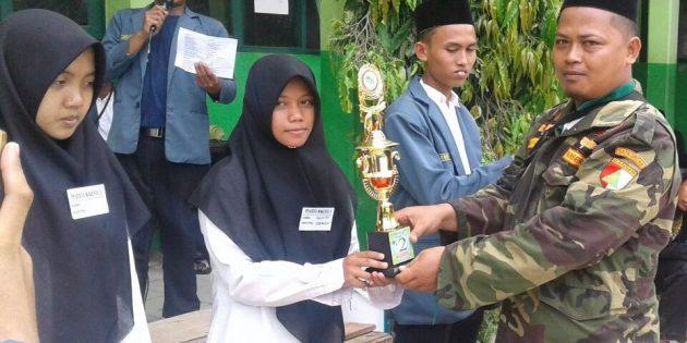 Duet Akbar-Nina Terpilih Pimpin Pelajar NU Ketanggungan 2017 – 2019