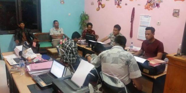 Dua Pelajar Nekat Lakukan Aksi Pencurian Motor di Paguyangan