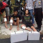 3 Pencuri Batery Menara Seluler Ditembak, 3 Dinyatakan Buron