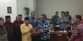 Study Soal Pengolahan Sampah, DPRD Lebak Banten Kungker ke Brebes
