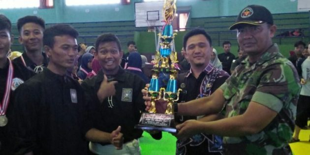 MTS Miftahul Huda Jatibarang dan SLTA Rayon Sigentong Juara Umum PSH Teratai