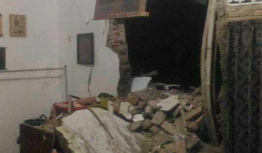 Gempa Tasikmalaya, Bagian Rumah di Desa Slatri Larangan Runtuh, 1 Terluka