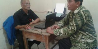 Jadi Pengurus Parpol, Perangkat Desa Siandong Diklarifikasi Panwascam Larangan