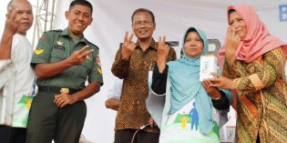 Integrasi Kampung KB, Edi Sukotjo : Penduduk tak Berkualitas Jadi Beban Negara