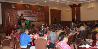 Panwas Gelar Sosialisasi Peran Kepala Desa dalam Pilgub 2018