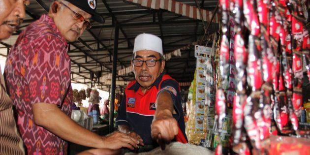 Harga Beras Melambung, Pemrov Jateng Gelar Operasi Pasar di Pasar Bulakamba