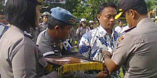 Banyak Kasus, Anggota Polres Brebes Dipecat dengan Tidak Hormat