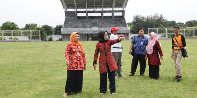 Idza Ingin Nama Stadion Karang Birahi Diganti