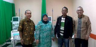 Pekan Depan, RSU Siti Aminah Bumiayu Terima Pasien Cuci Darah