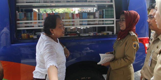 Deputi SDM Perpusnas RI : Budaya Tutur Jadikan Warga Kurang Minat Baca