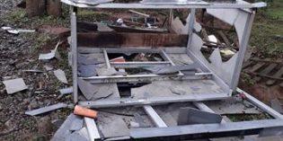 Fasilitas Wisata Kalibaya Dirusak Orang Tak Dikenal, Kerugian Diperkirakan 150 Juta