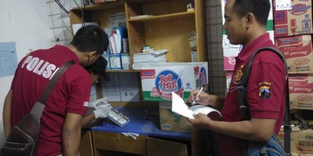Indomart Pejagan Dibobol Maling, Pelakunya juga Rusak CCTV