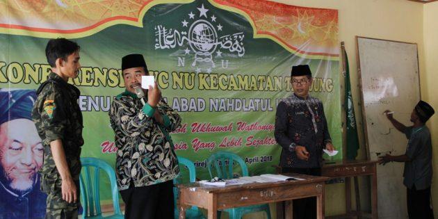 Duet Kiai Niamullah dan Failasuf Pimpin NU Tanjung