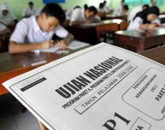 Tercatat, Ratusan Siswa SMP di Brebes Tak Ikuti Ujian Nasional