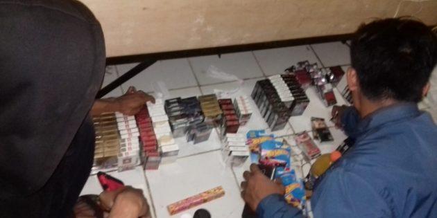 Tertangkap Basah, 2 Pelaku Pencuri Alfamart di Tonjong di Cokok Polisi