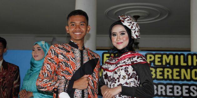 Muna Auliyaun Naafi' Dinobatkan 'Duta Genre' Brebes 2018