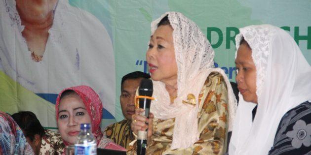 Nyai Shinta Nuriyah Wahid (Gus Dur) : Keyakinan Agama Tidak Bisa Dipaksakan