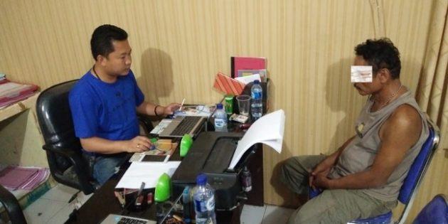 Angkut Kayu Jati tak Berijin, Sang Sopir Diamankan Polisi