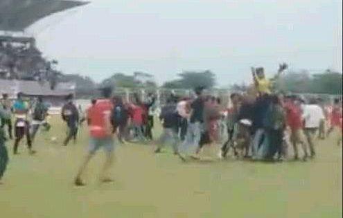 Kalahkan Demak di Adu Pinalti, Persab Melaju Ke Semi Final Liga 3  Jateng