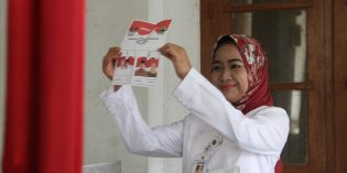 Nyoblos Pilgub, Idza Priyanti :  Kalah Menang yang Penting Jaga Kebersamaan