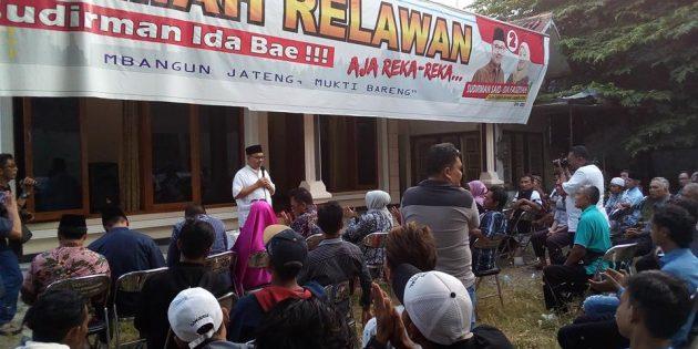 Soal Pencalonan Gubernur, Sudirman Said : Saya Pasrahkan ke Allah SWT
