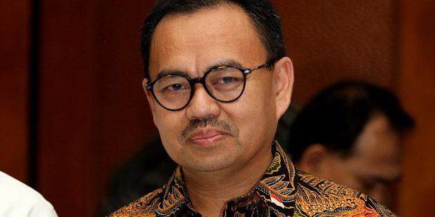 Ber KTP DKI, Cagub Asal Brebes Sudirman Said  Dipastikan Tak Mencoblos