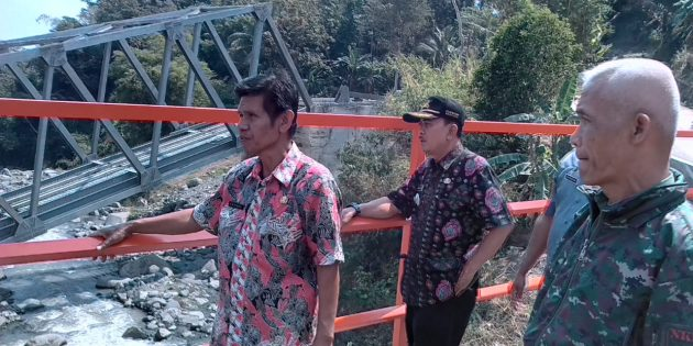 Jembatan Plompong Sirampog akan Dilanjutkan, Warga Plompong Merasa Plong..