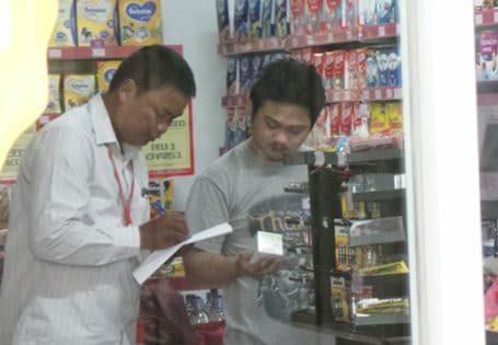 Minimarket di Pebatan Dijebol Maling, Sejumlah Barang Dagangan dan CCTV Raib