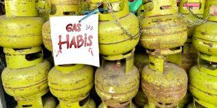 Warga Keluhkan Kelangkaan Gas 3 Kg, Pemkab Brebes Berdalih Banyak Musim Hajatan