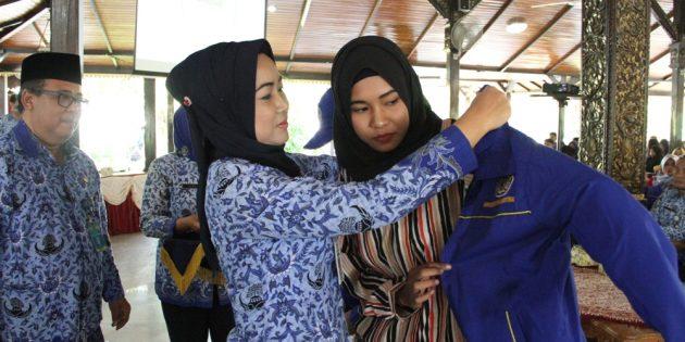 Lepas Mahasiswa KKN di Brebes, Rektor UPS : Mahasiswa Jangan Jadi Menara Gading