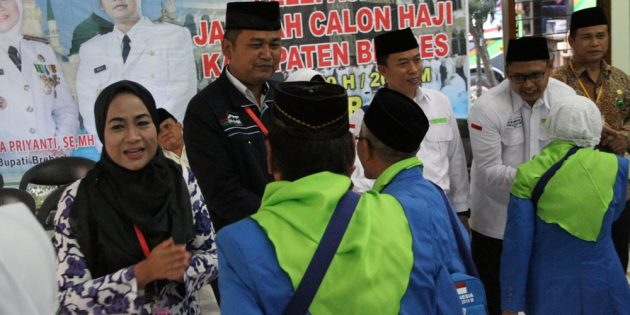 Kepala Kemenag Brebes ; Jamaah Haji Sekarang di Dominasi Pegawai Negeri