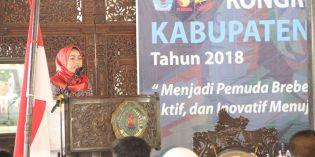 Bupati Buka Kongres Pelajar SMA se Kabupaten Brebes 2018