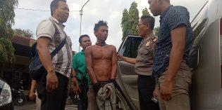 Pemerkosa dan Pembunuh Janda Penjual Nasi Jagung di Larangan Akhirnya Tertangkap