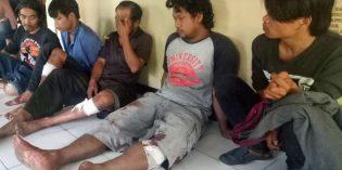 5 Perampok Janda di Paguyangan Berhasil Ditangkap, 4 Pelaku Ditembak Kakinya
